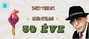 KOJAK nyalóka - Sweet-Food - iCC - WebSite CarbonOffset